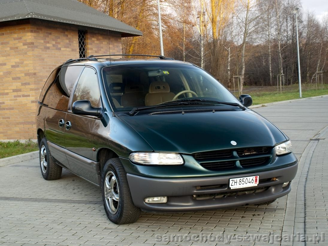 chrysler voyager le 3 3 v6 samochody. Black Bedroom Furniture Sets. Home Design Ideas