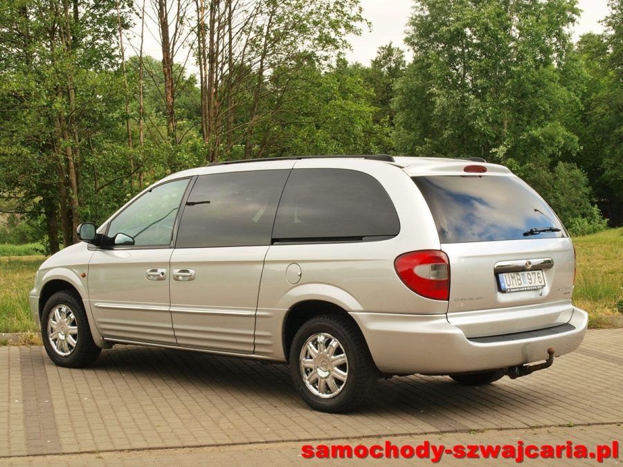 Chrysler Grand Voyager 3.3 V6 Limited