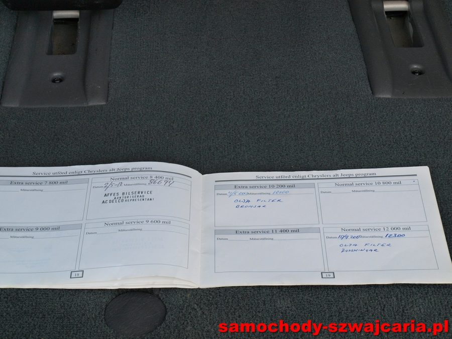 Chrysler Grand Voyager 3.3 V6 Limited