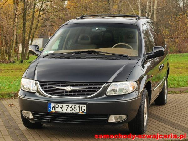 Chrysler Grand Voyager Limited 3.3 V6