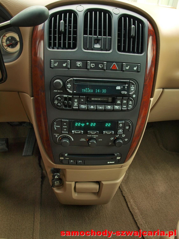 Chrysler Grand Voyager Limited 3.3 V6