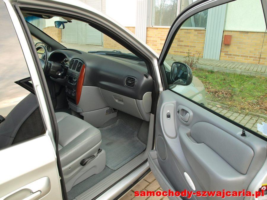 Chrysler Grand Voyager 3.3 V6 LX