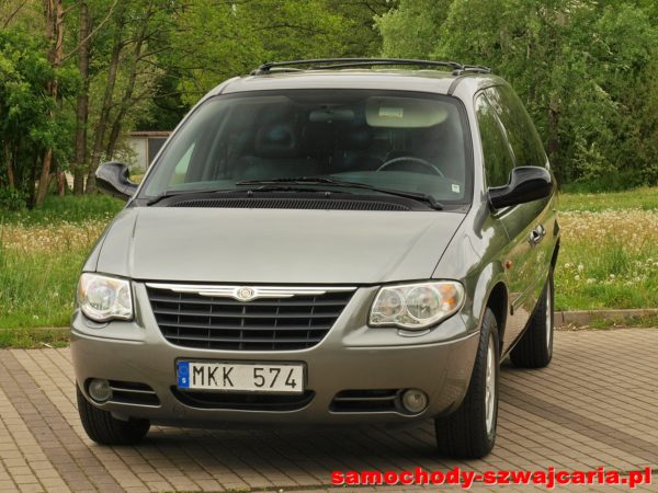 Chrysler Grand Voyager LX Stow'n Go 3.3 V6