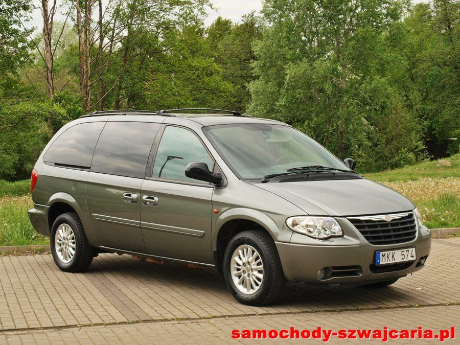 Chrysler Grand Voyager LX Stow'n Go 3.3 V6