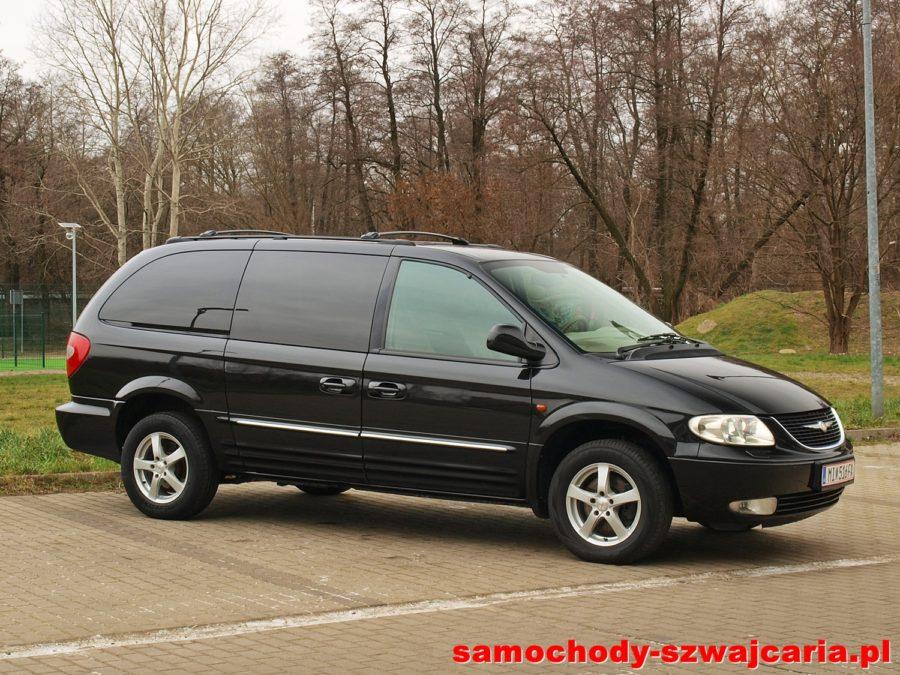 Chrysler Grand Voyager Limited AWD 3.3 V6