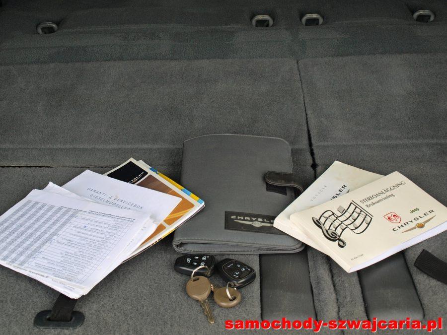 Chrysler Grand Voyager Limited Stow'n Go 3.3 V6